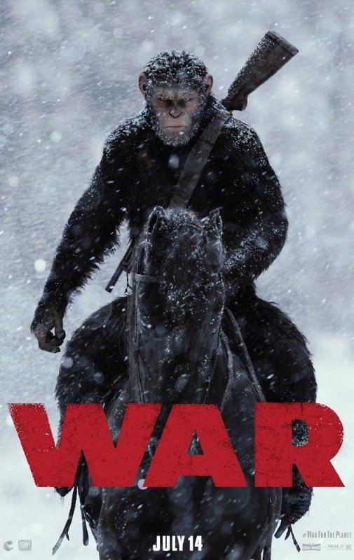 猩球崛起3 War of the Planet of the Apes
