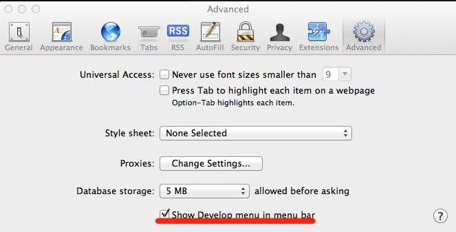 Safari-show-develop-menu-in-menu-bar